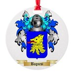 Bagnesi Round Ornament