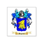 Bagnesi Square Sticker 3