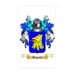 Bagnesi Sticker (Rectangle 50 pk)