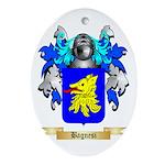 Bagnesi Ornament (Oval)