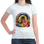 Horn of Plenty Jr. Ringer T-Shirt