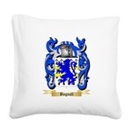 Bagnall Square Canvas Pillow