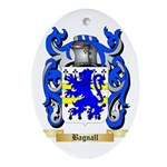 Bagnall Ornament (Oval)