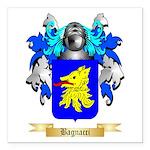 Bagnacci Square Car Magnet 3