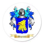 Bagnacci Round Car Magnet