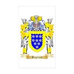 Baglione Sticker (Rectangle 50 pk)