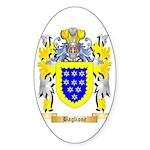 Baglione Sticker (Oval 10 pk)