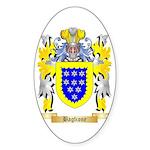 Baglione Sticker (Oval 50 pk)