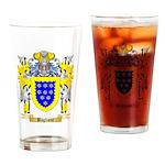 Baglione Drinking Glass