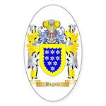 Baglini Sticker (Oval 50 pk)