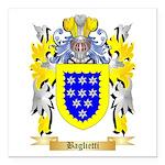 Baglietti Square Car Magnet 3