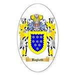 Baglietti Sticker (Oval 50 pk)