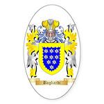 Bagliardi Sticker (Oval 50 pk)