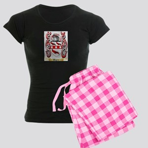 Bagley Women's Dark Pajamas