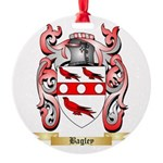 Bagley Round Ornament