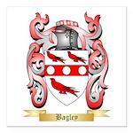 Bagley Square Car Magnet 3