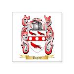 Bagley Square Sticker 3