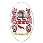 Bagley Sticker (Oval)