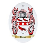Bagley Ornament (Oval)