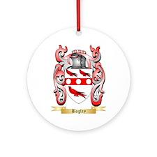 Bagley Ornament (Round)