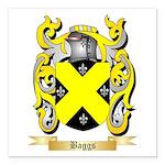 Baggs Square Car Magnet 3