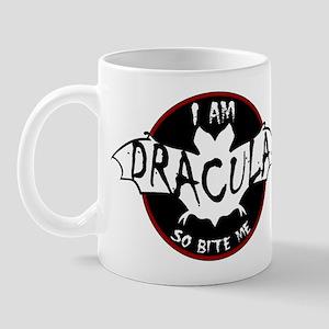 I Am Dracula Mug
