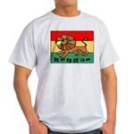 Reggae Ash Grey T-Shirt