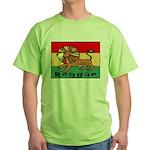 Reggae Green T-Shirt