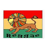 Reggae Postcards (Package of 8)