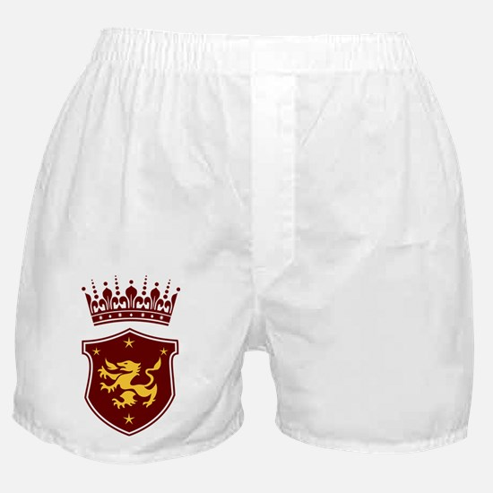 Shield and Crown Boxer Shorts