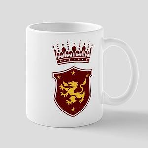 Shield and Crown Mug