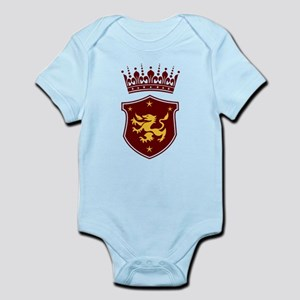 Shield and Crown Body Suit