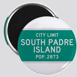South Padre Island, Texas City Limits Magnet