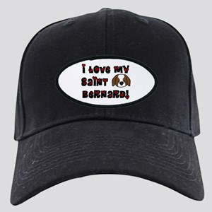 Love Saint Bernard Hat