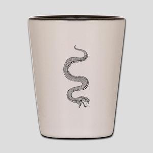 Snake Shot Glass