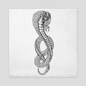 Snake Queen Duvet