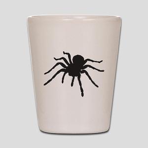 Spider Shot Glass