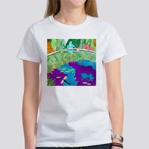 Monet at Giverny Women's T-Shirt