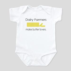 Dairy Farmers Make... Infant Bodysuit