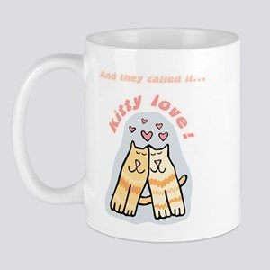 Kitty Love Mug
