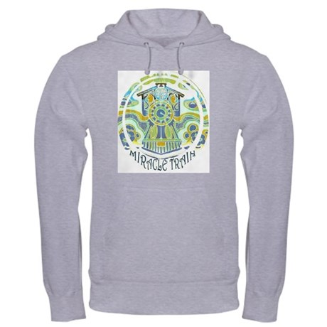 Miracle Train Hooded Sweatshirt