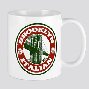 Brooklyn New York Italian Mug