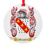Baggot Round Ornament