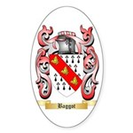 Baggot Sticker (Oval)