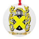 Bagge Round Ornament