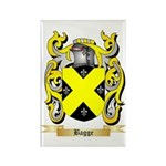 Bagge Rectangle Magnet (100 pack)