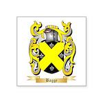 Bagge Square Sticker 3