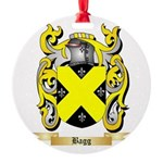 Bagg Round Ornament