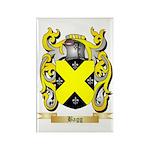 Bagg Rectangle Magnet (100 pack)