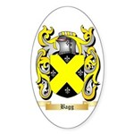 Bagg Sticker (Oval)
